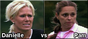 Big Break III: Danielle vs Pam