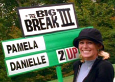 Danielle Wins Big Break III