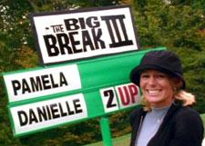 Danielle Wins Big Break III