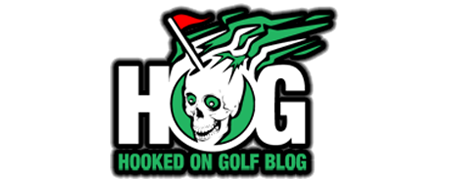 Hooked on Golf Blog logo