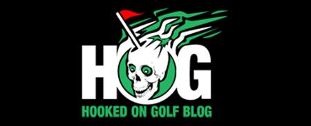 Hooked on Golf Blog logo