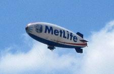 MetLife Blimp AT&T