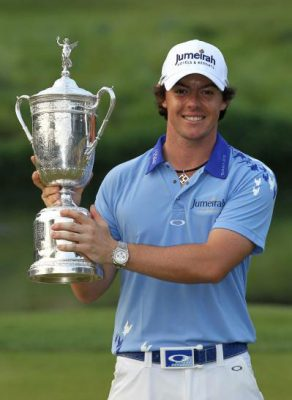 Rory McIlroy wins U.S. Open