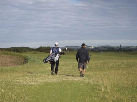 St. Andrews, Scotland Golf