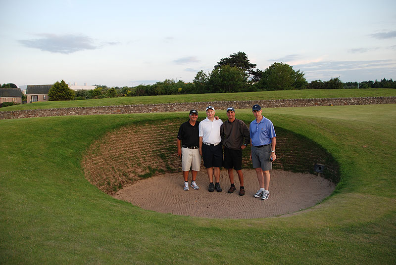 St. Andrews Road Hole Bunker