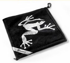 Frogger Golf Amphibian Tour Towel