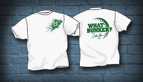 Dustin Johnson Bunker Shirt