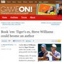 Tiger Woods Steve Williams USA Today