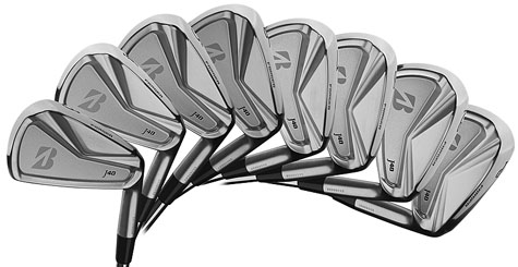 Bridgestone Golf J40 Irons