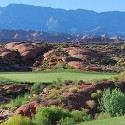 Coral Canyon 6th Hole