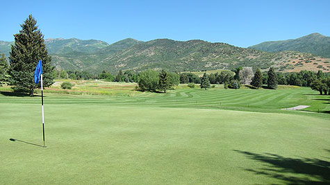 Wasatch Mountain State Park - Lakes Course