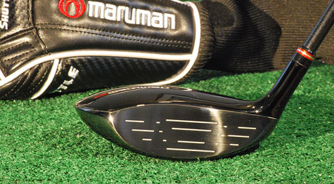 Maruman i4000x Fairway Wood