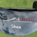 PING Scottsdale Shea Putter