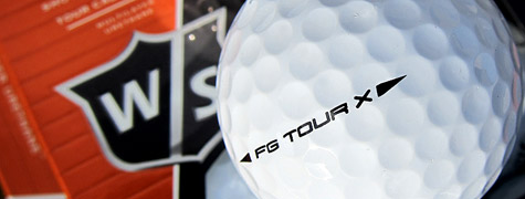 Wilson FG Tour X Golf Balls