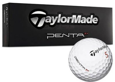 TaylorMade Penta TP Golf Ball