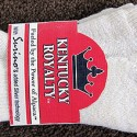 Kentucky Royalty Golf Socks