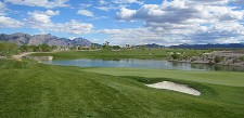 Jack Nicklaus designed Coyote Springs - Nevada