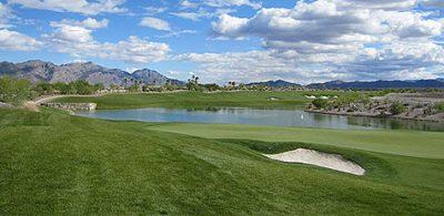 Jack Nicklaus designed Coyote Springs - Nevada