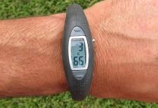 Score Band - Scorekeeping Wristband Watch