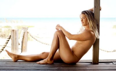 Suzanne Pettersen nude - ESPN The Body