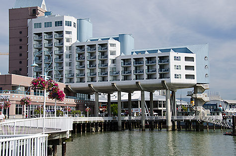 Inn At The Quay - New Westminister (Vancouver), BC, Canada