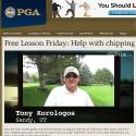 pga.com free lesson friday
