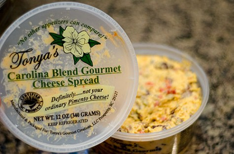 Tonya's Carolina Blend Cheese Spread