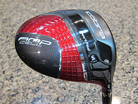 Golf Equipment Review Cobra Amp Cell Adjustable Driver