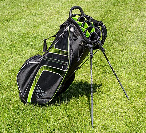Datrek Go-Lite 14 Golf Stand Bag - click for more images