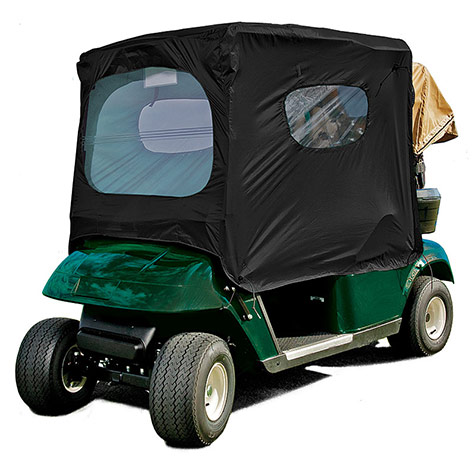 Frogger Golf Cart Poncho