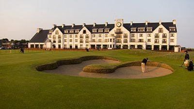 Carmoustie Golf Course
