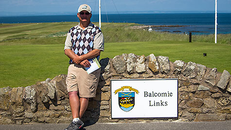 Balcomie Golf Links