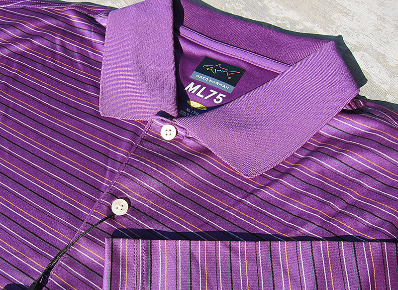 Greg Norman ML75 Polo