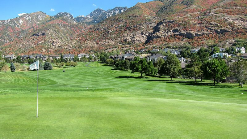 Hidden Valley Country Club - Mountain Nine - 3rd Hole
