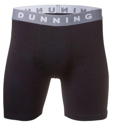 Dunning Merino Wool Boxer Brief Base Layer