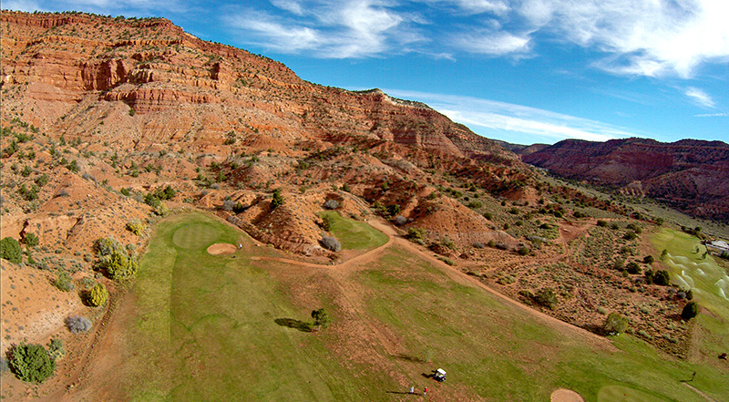 Coral Cliffs Golf Course - Kanab, Utah