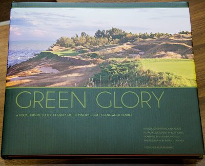 Green Glory: A Visual Tribute to the Courses of the Majors - Golf's Renowned Venues.
