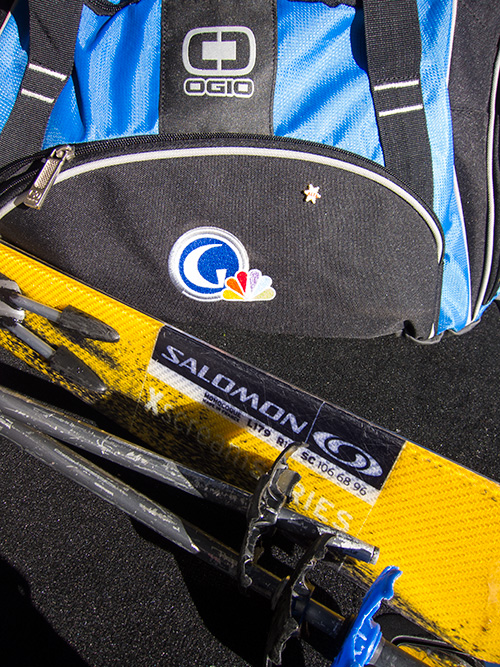 Golf Channel Ski Bag
