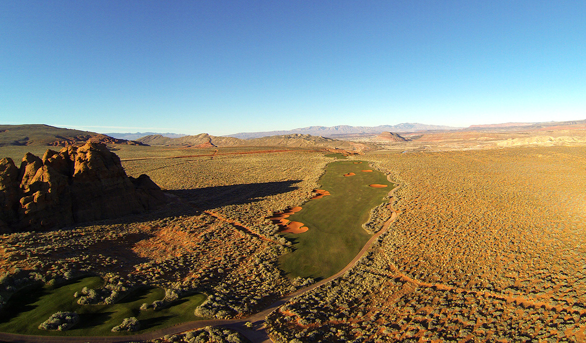 Sand Hollow Championship Course - Hole #10