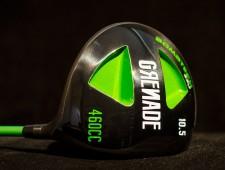 BombTech Golf Grenade Driver