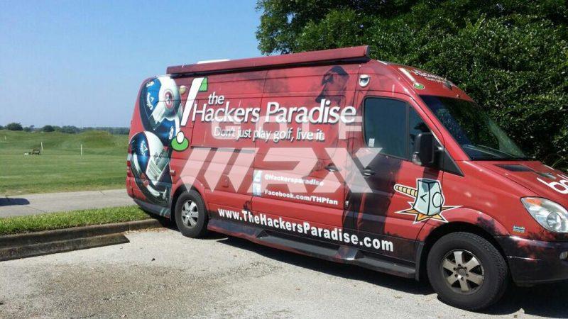 Golf Hackers WRX Paradise