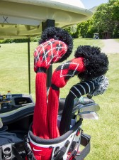Knitted Head Covers - Just4Golf
