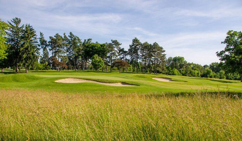 University of Michigan Golf Course