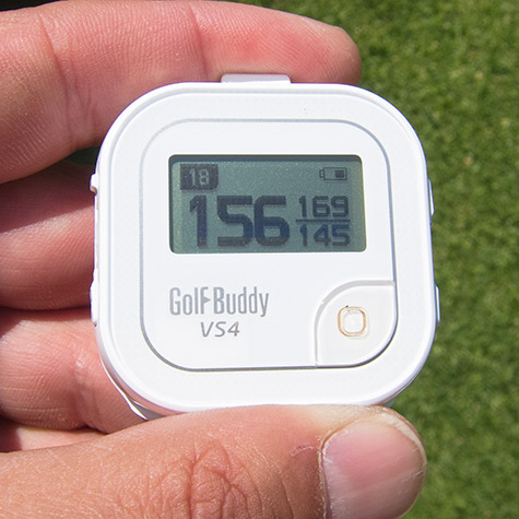 GolfBuddy VS4 Golf GPS