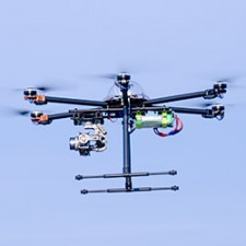 My Bigger Drone for Aerial Golf Photos/Video