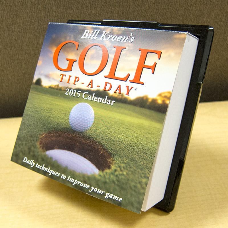 Bill Kroen's Golf Tip-A-Day