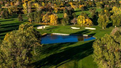 Hidden Valley Country Club Lakes Course - Par-3 6th