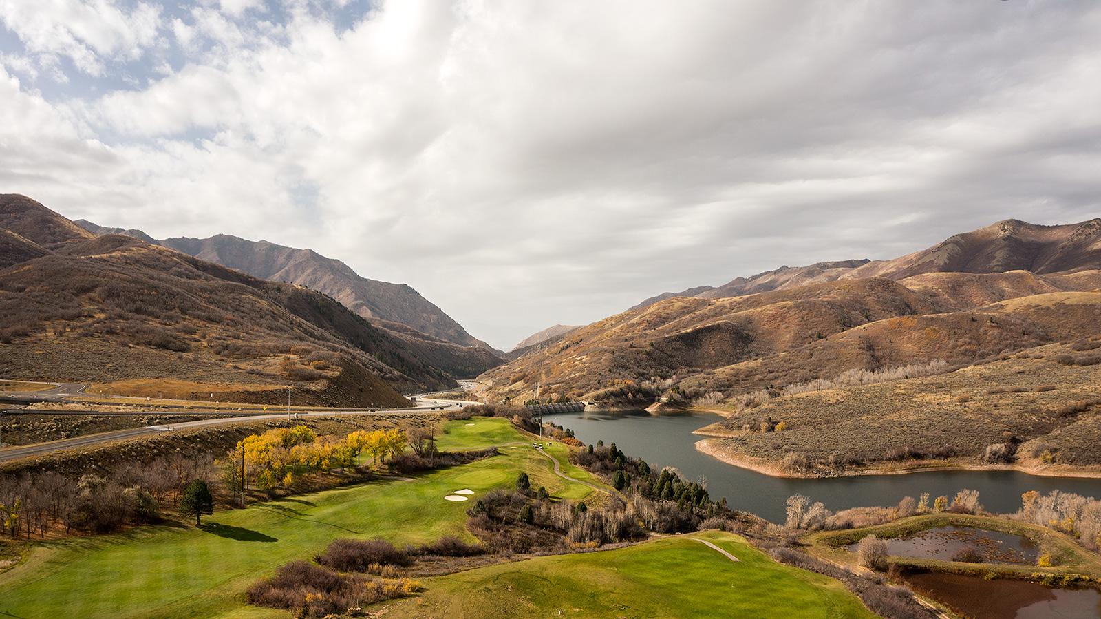 Mountain Dell Lake Course