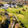 Rose Park Golf Course Aerial Photo