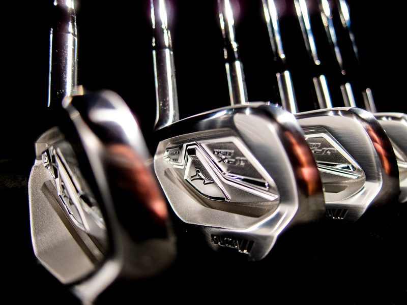 Mizuno JPX850 Forged Irons